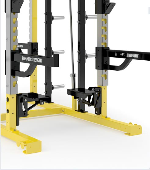 hammer strength heavy duty half rack price 3